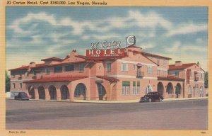 LAS VEGAS , Nevada , 1930-40s ; El Cortez Hotel
