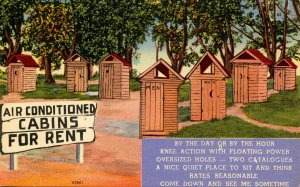 Humor - Cabins for Rent