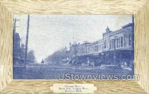 Chicago Street Bronson MI 1909