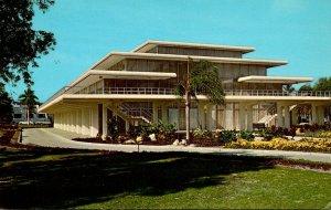 Florida Bradenton Municipal Auditorium 1963