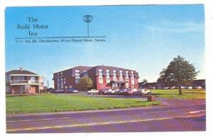 The Rodd Motor Inn, Charlottetown, Prince Edward Island, Canada, 40-60s