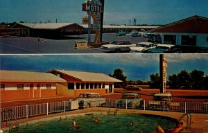 New Mexico Clovis Drifting Dunes Motel