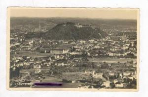 RP, Stadt, Aerial View Of Graz (Styria), Austria, 1920-1940s
