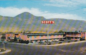 Canada Scott's Motor Inn Kamloops British Columbia