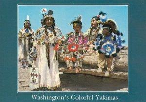 Washington , 1960-80s ; Yakima Indians