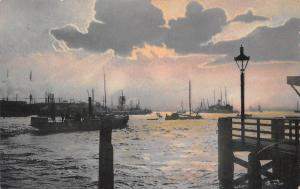 Netherlands Rotterdam Haven P.F. van den Ende 1905