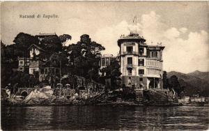 CPA Kursaal di RAPALLO ITALY (498007)
