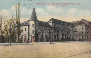 Hungaru Budapest 1914