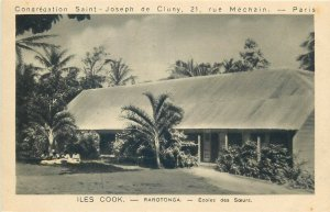 Cook Islands RAROTONGA missionary school
