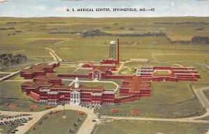 U. S. Medical Center, Springfield, MO, USA Unused