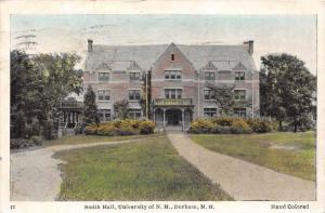 25495 NH, Durham,  University Of New Hampshire, Smith Hall