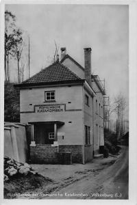 Netherlands Valkenburg (L.) Wachtlokaal der Romeinsche Katakomben