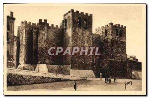 Old Postcard Marseille Bouches du Rhone Abbaye de Saint Victor