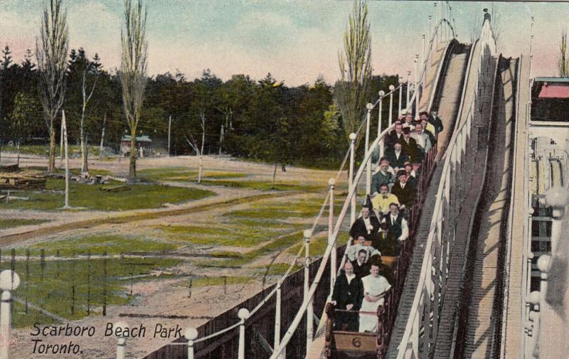 TORONTO , Ontario , Canada , 1909 ; Scarboro Beach Park , Ride