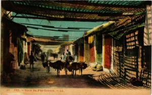 CPA Fez Souk de Fez Djedid MAROC (824703)
