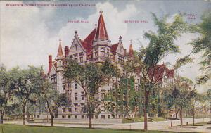 Illinois Chicago Womens Dormitcries University Of Chicago Foster Hall Beecher...