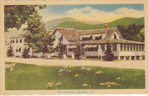 Vermont Sandgate The Evergreen