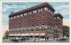 The Goldman, Fort Smith, Arkansas, 00-10s