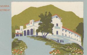 Serra Retreat , California , 1940-50s