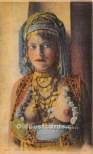 Mauresque Arab Nude Unused