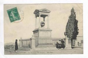 Le Tombeau Des Braves,Constantine,Algeria,Africa,00-10s