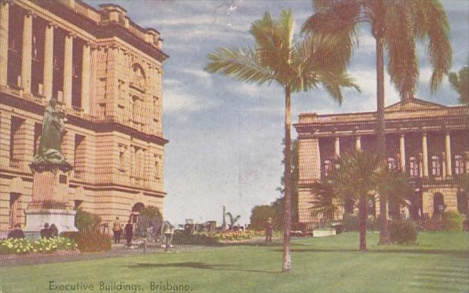 Australia Brisbane Executive Buildings