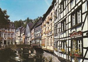 Germany Monschau Partie an der Rur