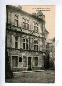 191809 FRANCE St-REMY-DE-PROVENCE Maison Renaissance Vintage