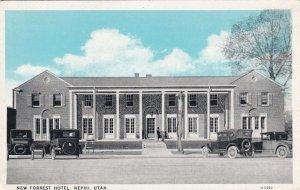 NEPHI, Utah, 1910-20s; New Forrest Hotel