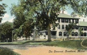 ME - Readfield. The Elmwood