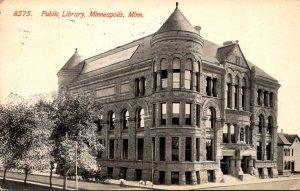 Minnesota Minneapolis Public Library 1914