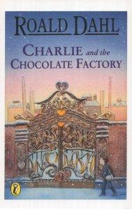 Roald Dahl Charlie & The Chocolate Factory 1988 Book Postcard