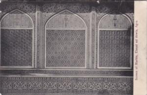 India Agra Screen Of Marble Etmad ud dowla 1911
