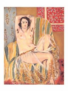 Henri Matisse - Nude