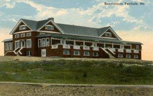 ME - Fairfield. Sanitorium