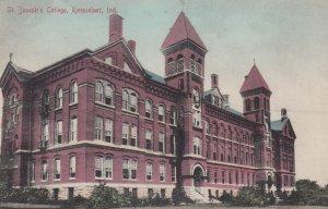 RENSSELAER , Indiana , 00-10s ; St Joseph's College