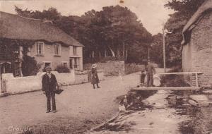 CROYDE, England, United Kingdom, 1900-10s; General Street View
