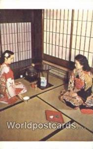 Japan Ancient Tea Ceremony Ancient Tea Ceremony
