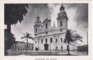 Brazil Belem Catedral de Belem