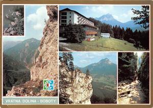 Slovakia Mala Fatra The Little Fatra Plesnivec Alpinsky Hotel Boboty Roszutec