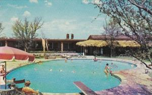 Texas Fort Worth Western Hills Hotel Swimming Pool