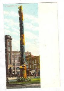Totem Pole , Seattle, Washington, 00-10s