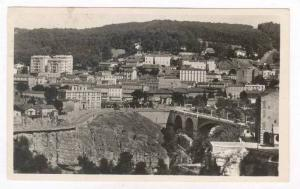RP, Le Pont Et Le Faubourg d´El Kantara, Constantine, Algeria, Africa, PU-1949