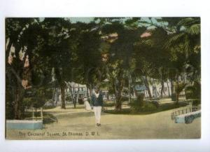 144578 Danish West Indien Virgin Islands St.Thomas Cocoanut Sq