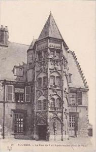 France Bourges La Tour du Petit Lycee