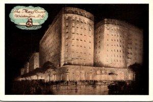 Washington D C The Mayflower Hotel 1938