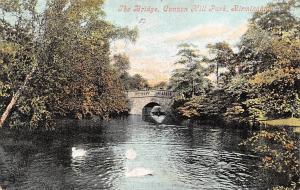 England Birmingham, Cannon Hill Park, The Bridge
