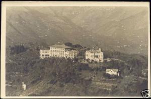 italy, PORTOFINO VETTA, Grand Hotel (1930) RPPC