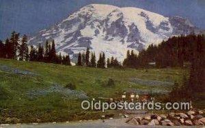 Mt Rainier, Oregon