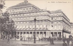 PARIS , France , 00-10s : Le Theatre Francais